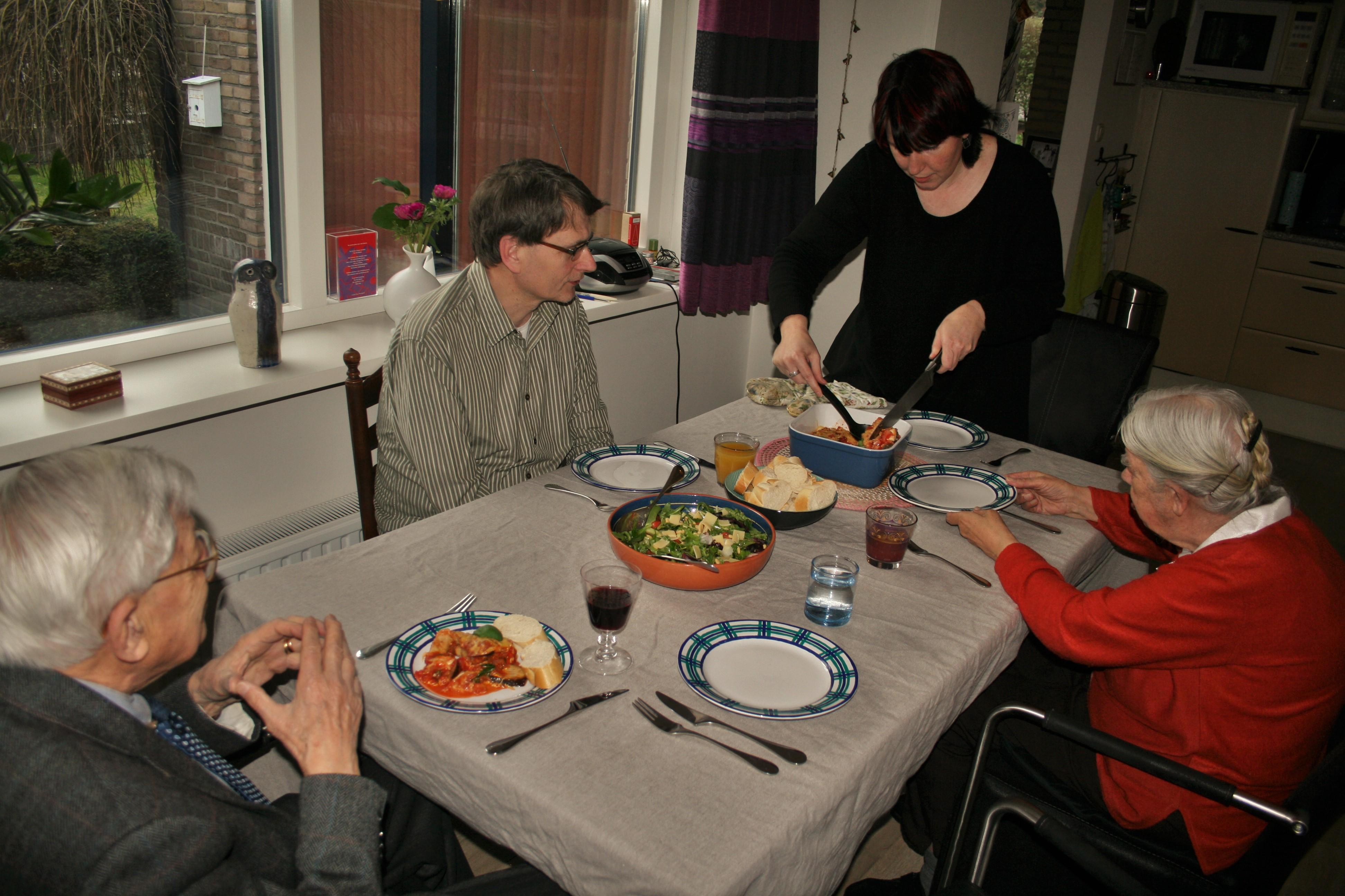 foto rozendaal eetclub
